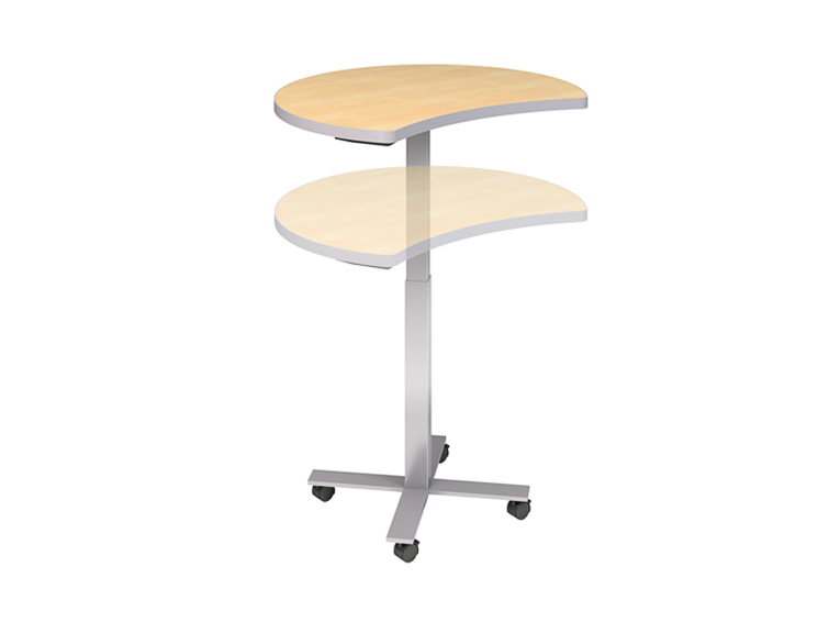 Adjustable Height Tables For The Adaptable Office Enviornement