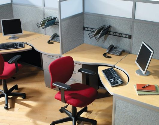 Custom Office Furniture Design Solutions With Modular