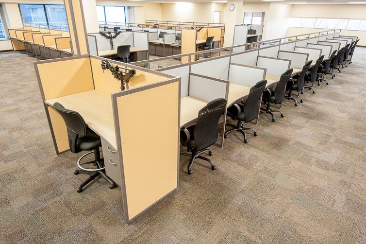 Call Center Furniture Experts Design For Your Needs