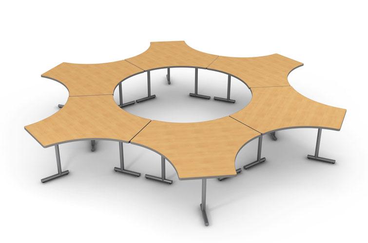 19 desks executive adjustable height u shaped executive off