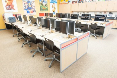 Computer Lab Furniture Customized For Any Space By