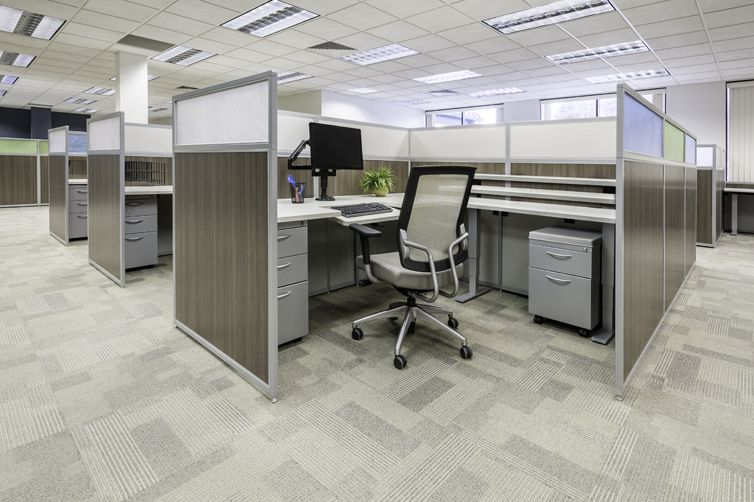 Interior Concepts Office Cubicles 12