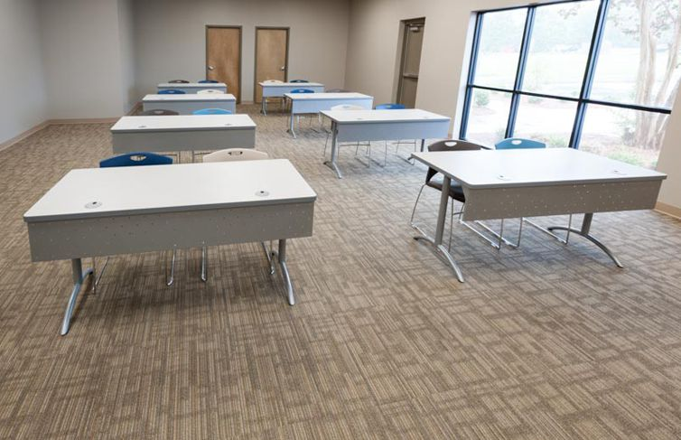 Quality Training Room Furniture & Tables by Interior Concepts