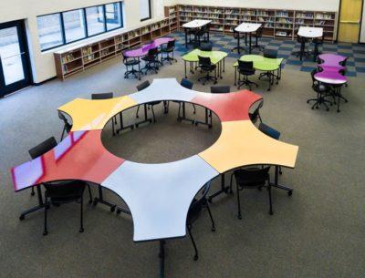 Unique Shape Tables
