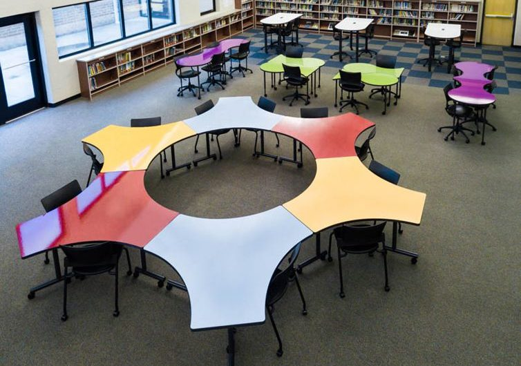 Interior Concepts Unique Shaped Tables