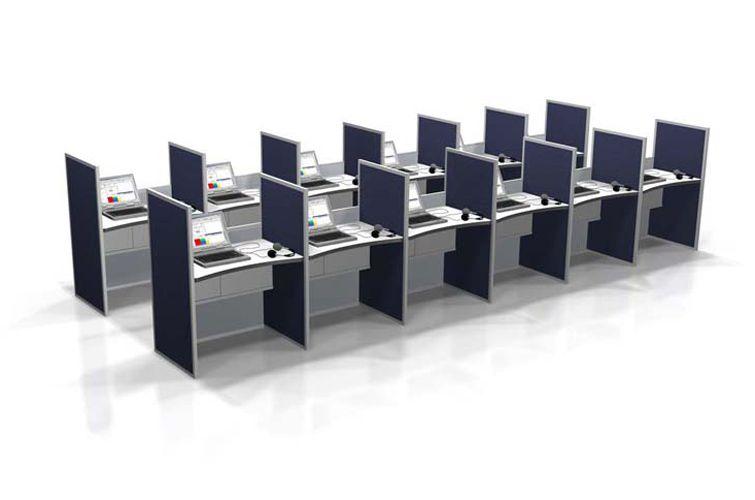 School Furniture - Media Center Furniture - 2