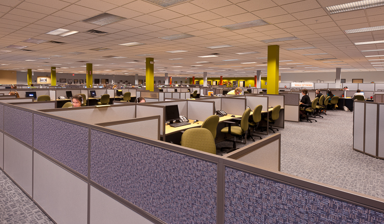 Custom Office Cubicles Designed To Fit Your Setting
