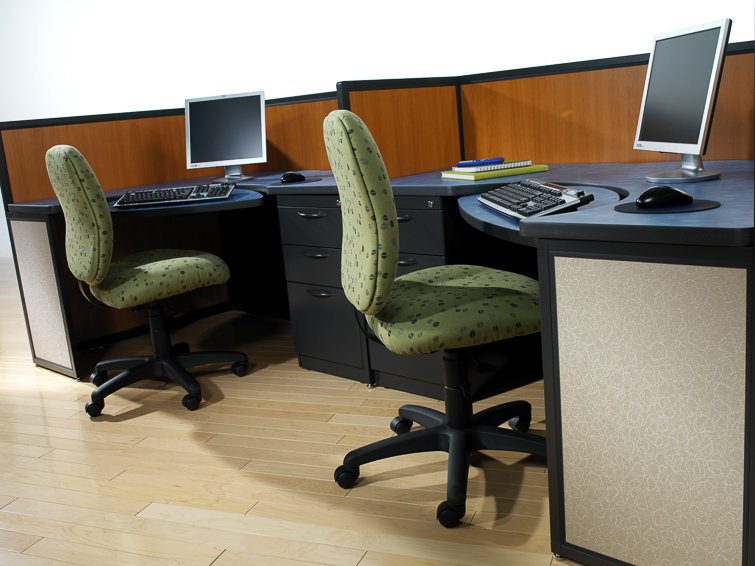 Interior Concepts Compact Office Cubicles