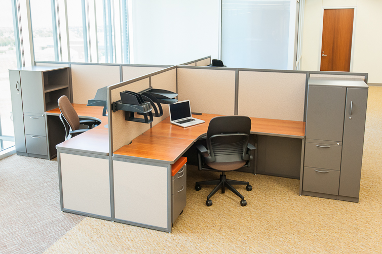 office cubicles_interior concepts 5 - Office Design Ideas For Work