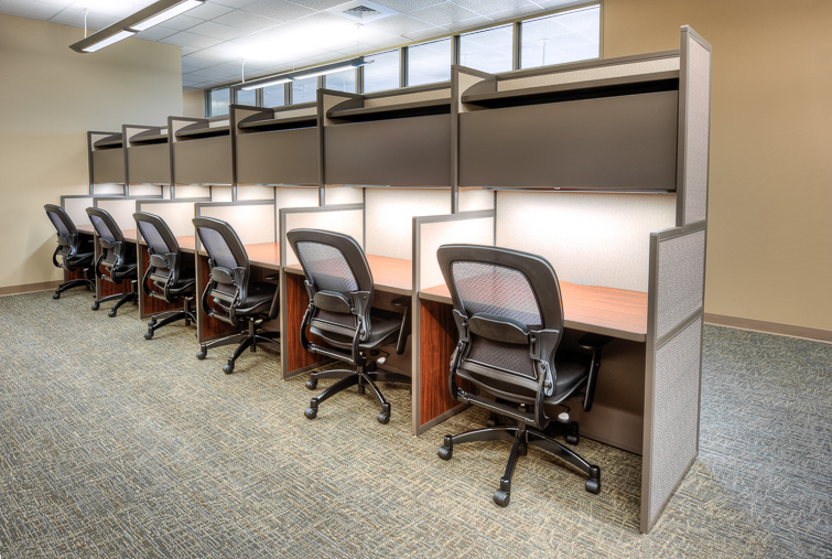 Excellent Office Interior Cubicles - Home Design #422