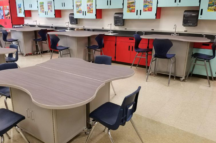 STEM Lab Furniture