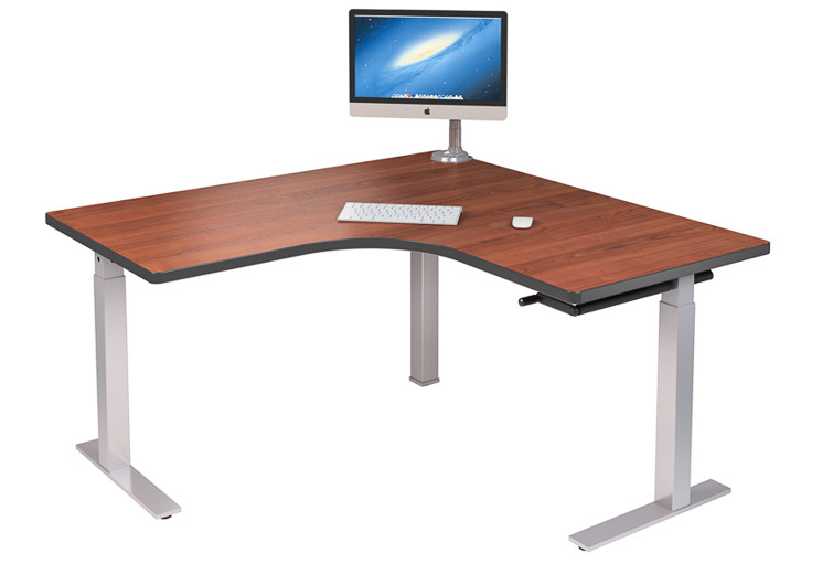 Free Standing Kitchen Sink Units in addition Best Desks For Home Office further Standin desk location  8 also Ikea Ps Locker Barn Board Hack besides Imovr Uptown Adjustable Height Desk Review. on ikea standing desk