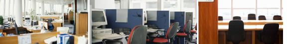 Office Furniture Environments