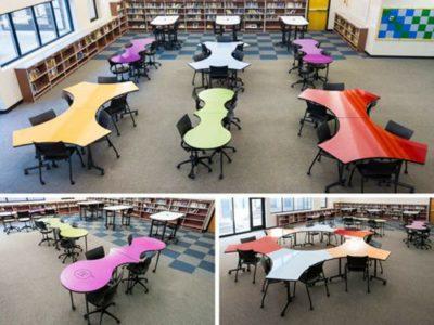 school makerspace furniture
