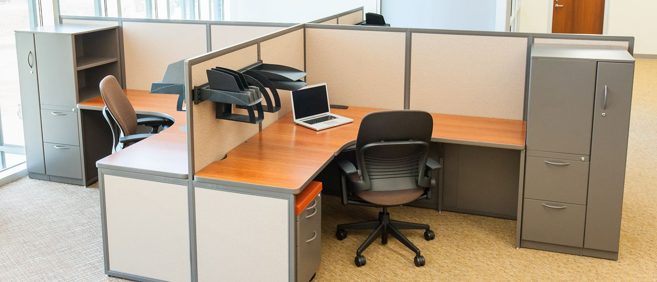 Commercial Office Furniture For Call Centers, Offices, And Schools