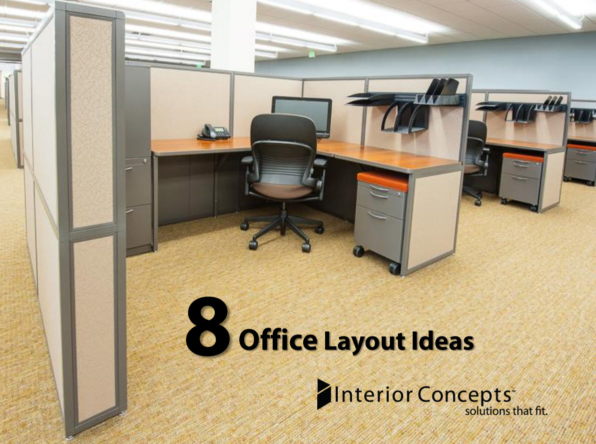 Office layout ideas download interior concepts for Office layout