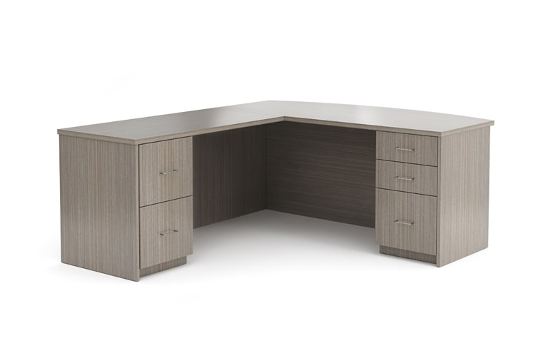 Aveera Casegoods L Shaped Desk min