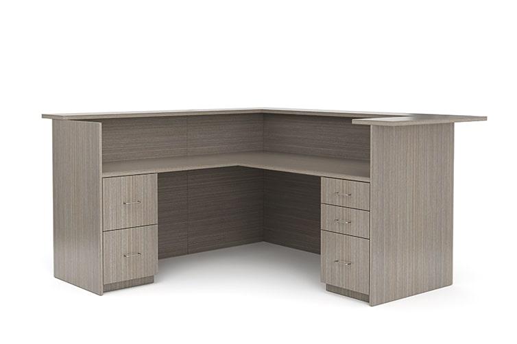 Aveera Casegoods Reception Desk 2 Counters min