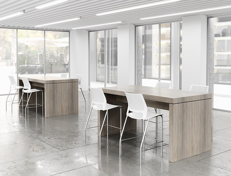 Interior Concepts Aveera Meeting Table Environment 2