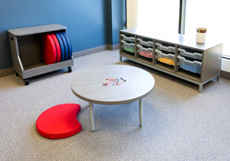 Catch All Storage Commercial Office Furniture - Interior Concepts