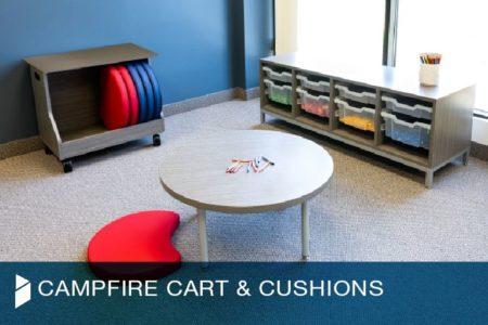 Cushion Cart