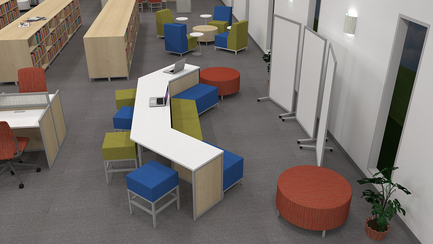 Otto Soft Seating Interior Concepts