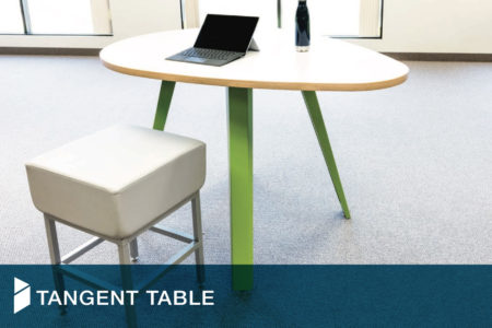 Tangent Table - Interior Concepts