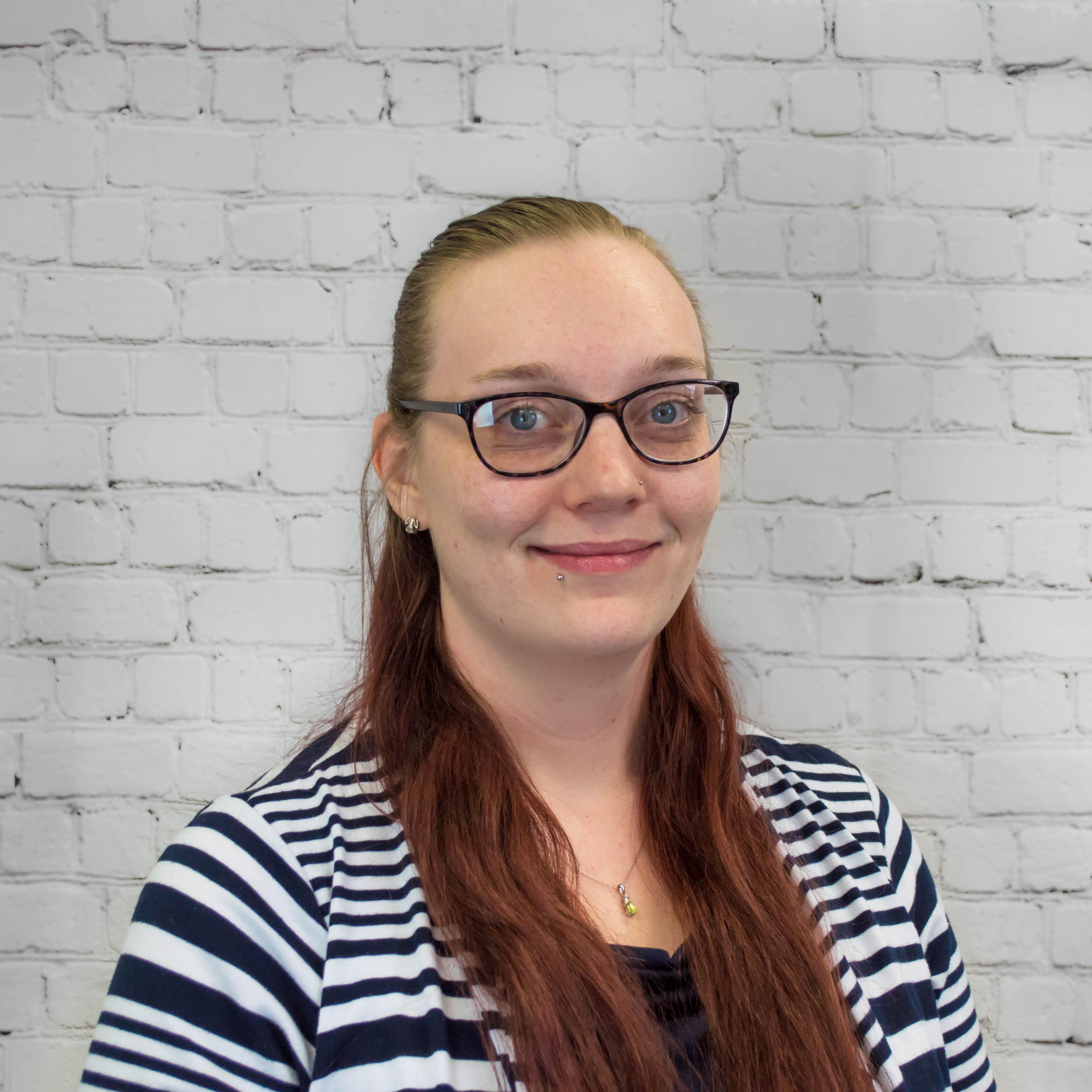 Headshot of Krystal, an Inside Sales Specialist.