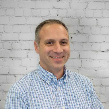 Headshot of Rodney Bench, Inside Sales Specialist.