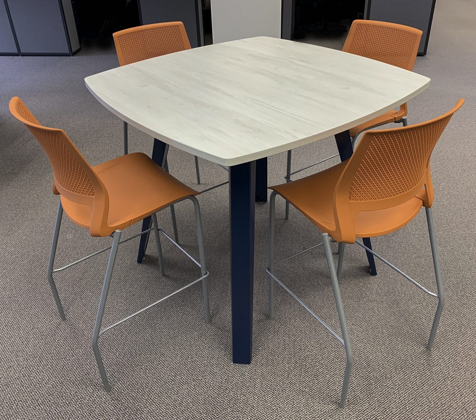 A Tangent Table from Interior Concepts.